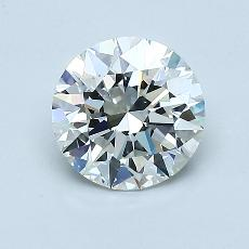 Recommended Stone #2: 1.05-Carat Round Cut