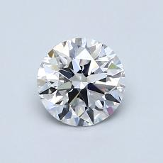 Recommended Stone #4: 0.78-Carat Round Cut Diamond