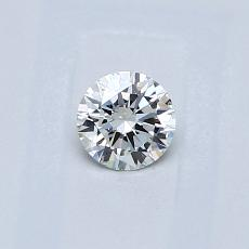 Target Stone: 0.28-Carat Round Cut Diamond