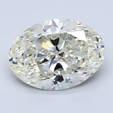 Recommended Stone #3: 1.70-Carat Oval Cut