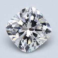 推薦鑽石 #4: 2.01 Carat Cushion Cut