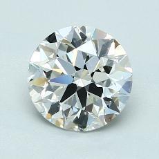 1,50 Carat Rond Diamond Idéale I VS1