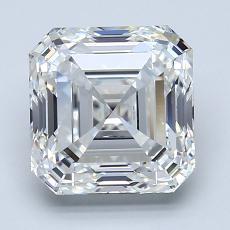推薦鑽石 #2: 3.03 Carat Asscher Cut