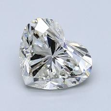 Recommended Stone #2: 1.50-Carat Heart Shaped