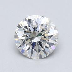 1.06 Carat 圓形 Diamond 理想 H VS2