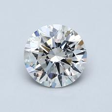 Recommended Stone #2: 0.90-Carat Round Cut