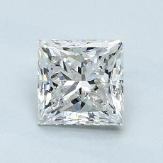 Recommended Stone #2: 1.01-Carat Princess Cut