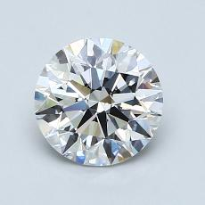 Recommended Stone #4: 1.26-Carat Round Cut
