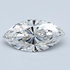 Recommended Stone #3: 1,32-Carat Marquise Cut