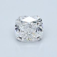 Recommended Stone #1: 0.90-Carat Cushion Cut