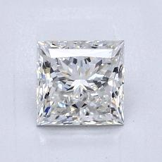 Recommended Stone #2: 1.03-Carat Princess Cut