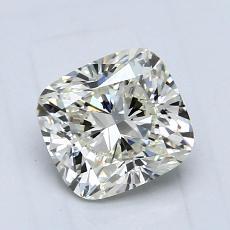 推荐宝石 1:1.11 克拉垫形切割