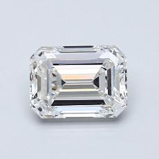 Recommended Stone #1: 1.00-Carat Emerald Cut