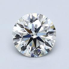 Recommended Stone #4: 1.30-Carat Round Cut