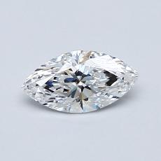 Recommended Stone #4: 0,50-Carat Marquise Cut