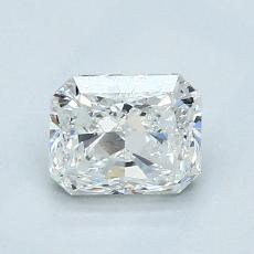 推薦鑽石 #1: 1.01 克拉雷地恩明亮式切割