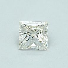 Recommended Stone #2: 0.51-Carat Princess Cut