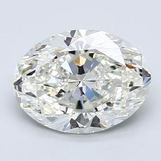Recommended Stone #2: 2.00-Carat Oval Cut