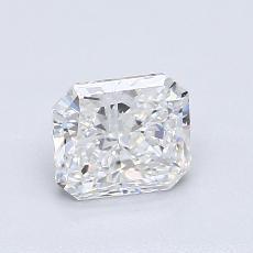 Current Stone: 1.01-Carat Radiant Cut