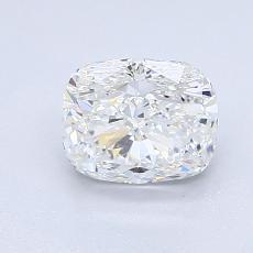 推荐宝石 4:1.30 克拉垫形钻石