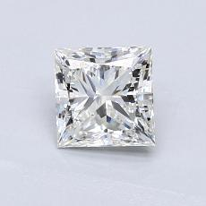 Recommended Stone #4: 0.90-Carat Princess Cut Diamond