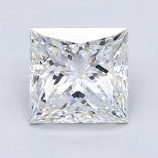 Target Stone: 1,89-Carat Princess Cut Diamond