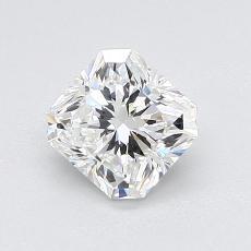推荐宝石 4:1.01 克拉雷迪恩明亮式钻石