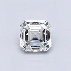 推薦鑽石 #4: 0.73  克拉上丁方形鑽石