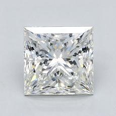 推薦鑽石 #2: 1.32  克拉公主方形鑽石