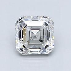 Recommended Stone #4: 1.32-Carat Asscher Cut Diamond