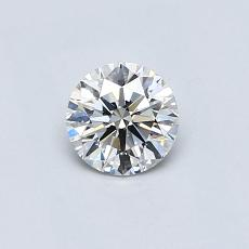 Recommended Stone #4: 0,51-Carat Round Cut Diamond