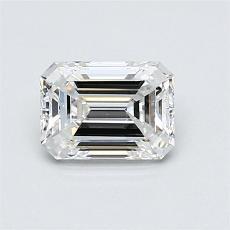 推荐宝石 4:0.91 克拉祖母绿切割钻石