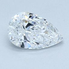 Recommended Stone #4: 1.06-Carat Pear Shaped