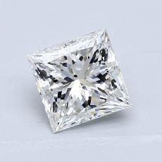 Recommended Stone #4: 1,51-Carat Princess Cut Diamond