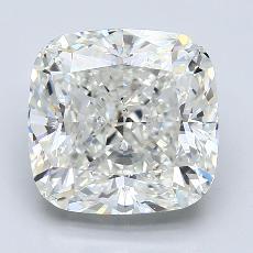 推荐宝石 3:5.18 克拉垫形钻石