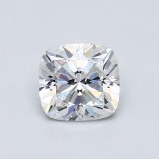 オススメの石No.4:0.72カラットのクッションカットダイヤモンド