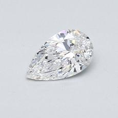 Recommended Stone #4: 0.43-Carat Pear Cut Diamond