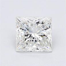 Recommended Stone #3: 1.32-Carat Princess Cut Diamond