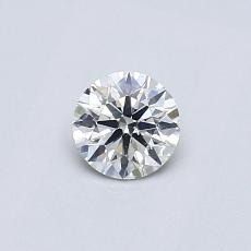 Recommended Stone #3: 0.38-Carat Round Cut