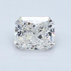 オススメの石No.4:1.04カラットのラディアントカットダイヤモンド