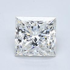 1.51-Carat Princess Diamond Very Good G VS1