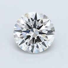 1.20-Carat Round Diamond Ideal I VS1