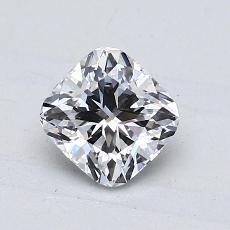 1.01 Carat 垫形 Diamond Astor 理想 D VS2