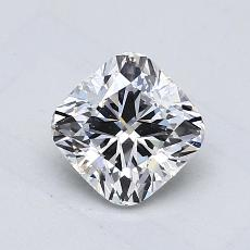 Recommended Stone #2: 1.05-Carat Cushion Cut Diamond