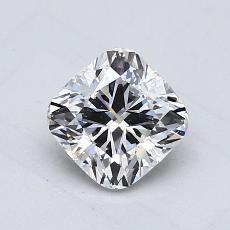 1.05 Carat 垫形 Diamond Astor 理想 E VS2