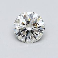 オススメの石No.3:1.19カラットのラウンドカットダイヤモンド