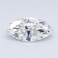 Recommended Stone #3: 0.61-Carat Marquise Cut