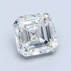 Target Stone: 2.50-Carat Asscher Cut Diamond