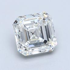 Recommended Stone #3: 2.50-Carat Asscher Cut Diamond