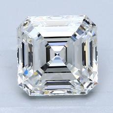 推薦鑽石 #3: 2.11  克拉上丁方形鑽石
